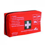First aid kits, vests, ropes, tow